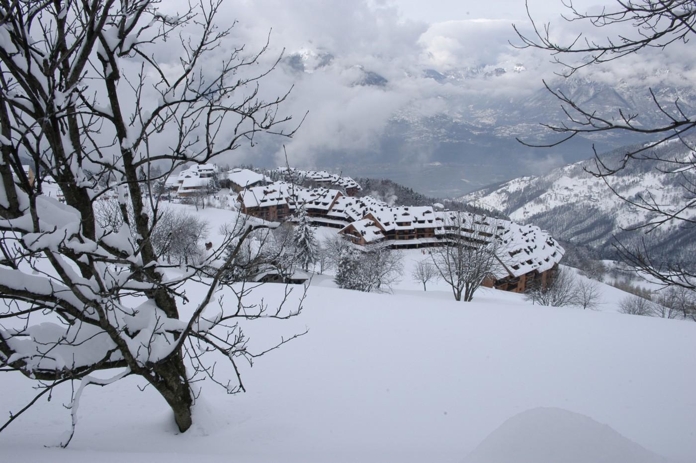 Montecampione village