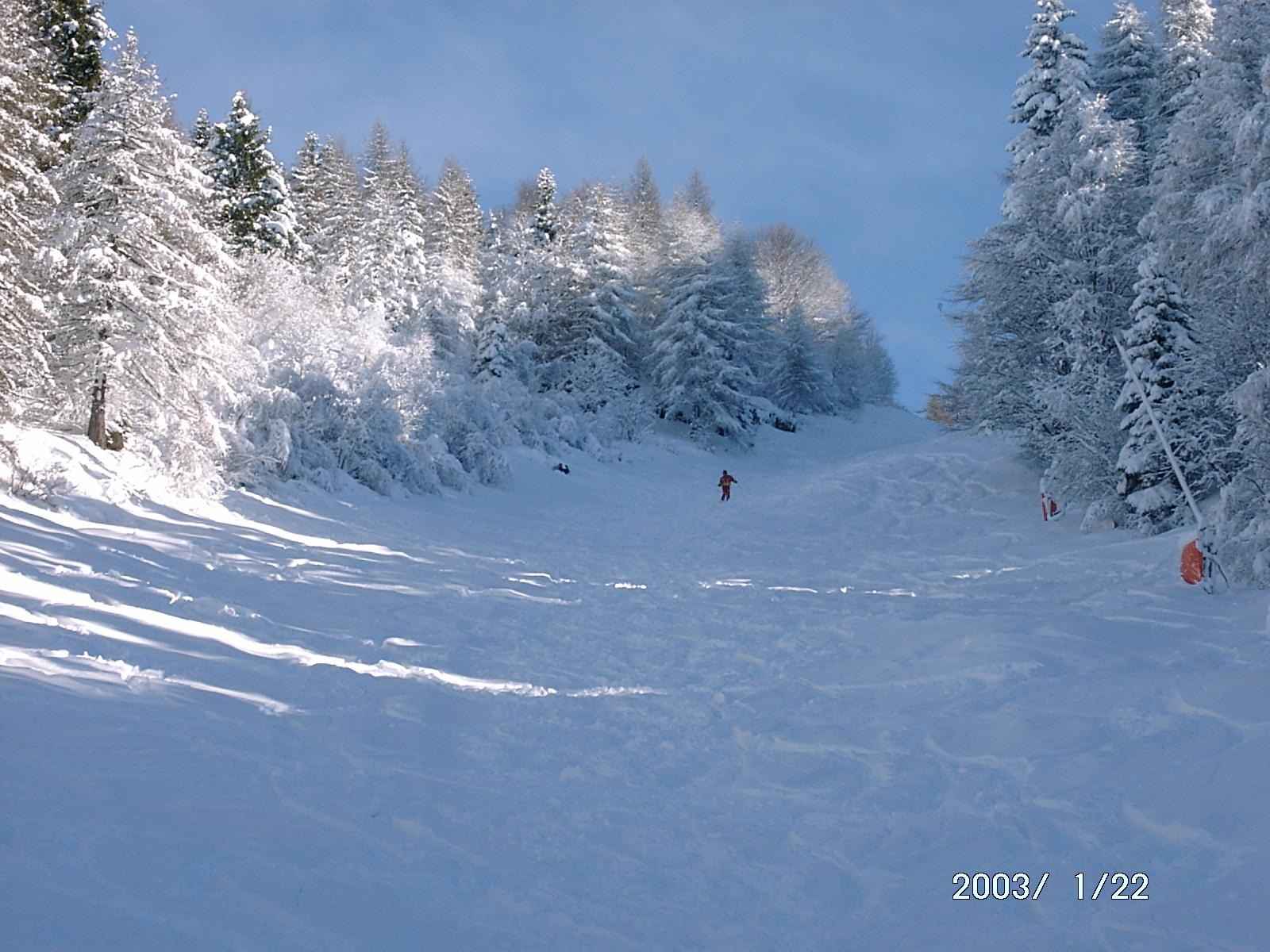 Montecampione slope
